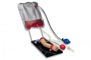 S408 Newborn Injection Training Arm