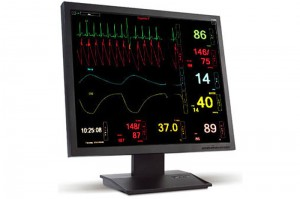 S1001.001 Simulated Vital Signs Monitor