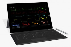 Portable Patient Vital Signs Monitor
