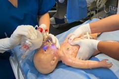 Tory™ S2210 Tetherless and Wireless Full-term Neonatal Simulator