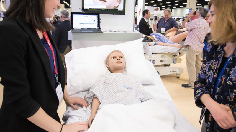 IMSH Patient simulators