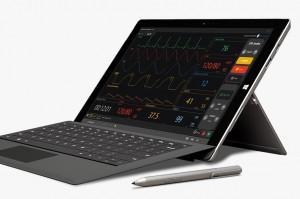 Gaumard Vitals™ Portable Virtual Patient Monitor for Gaumard Patients (Gaumard Products)