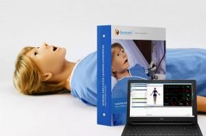 S1001 Susie® Prehospital and Nursing Care Simulator