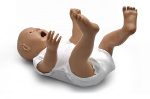 S100 Susie® and Simon® Advanced Newborn Care Simulator