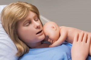 VICTORIA® S2200 Birthing Delivery Simulator