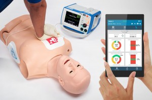 HAL® CPR+D Skills Trainer with OMNI® 2