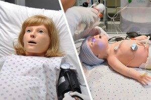 NOELLE® with Newborn TORY® S575.100 - Advanced Maternal and Neonatal Care Simulation Package