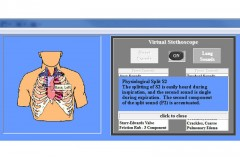 S183 Heart and Lung Sounds Software - Pediatric