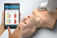 HAL® S315.100.250 Adult Multipurpose Airway Trainer and CPR Trainer with OMNI® 2